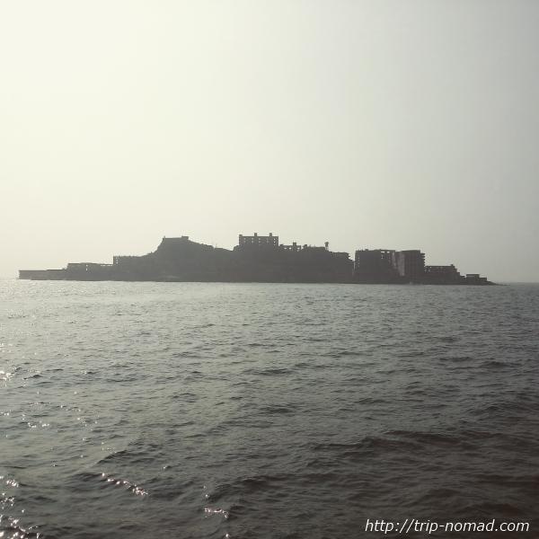 『軍艦島上陸クルーズ』画像