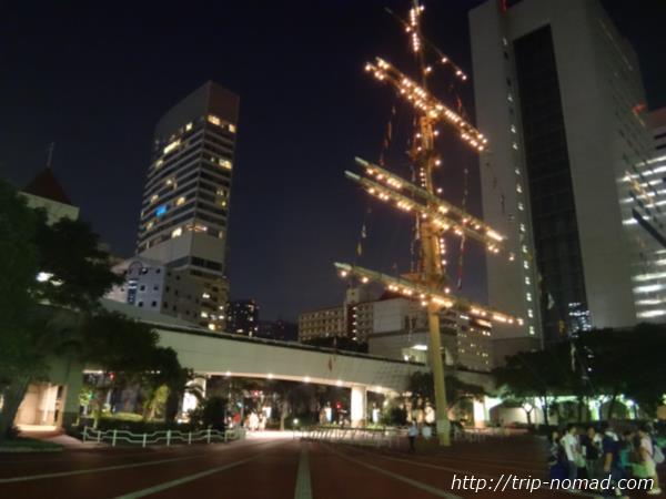 竹芝桟橋画像