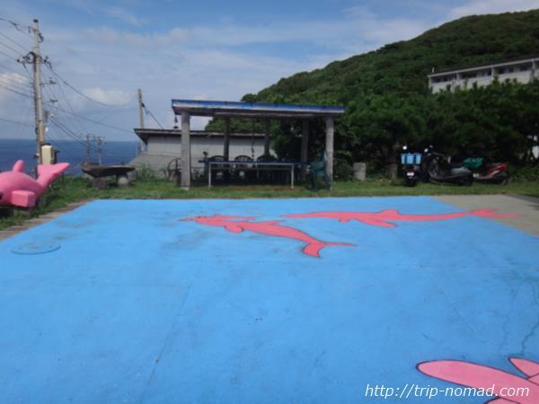 御蔵島『美々庵』画像