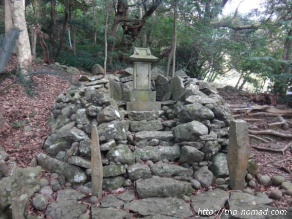 御蔵島『三宝神社』画像