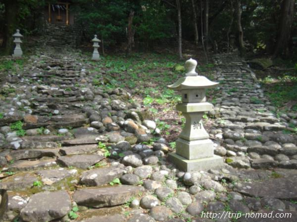 御蔵島『稲根神社』『三宝神社』画像