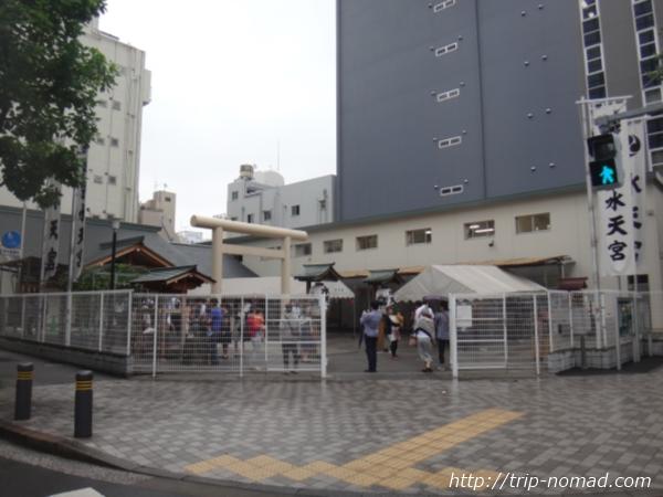 日本橋人形町『水天宮仮宮』画像