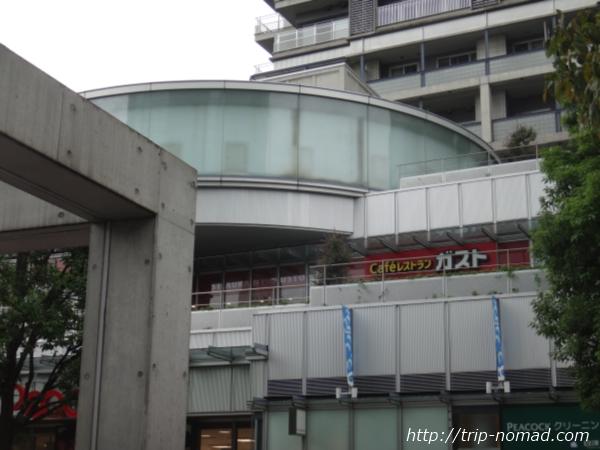 日本橋人形町安産神様『水天宮仮宮』「ガスト」画像