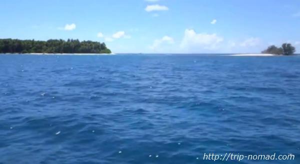 「トラック環礁」画像