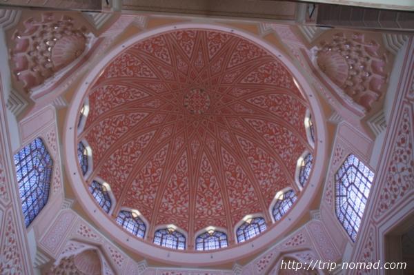 『プトラジャヤ』ピンクモスク画像