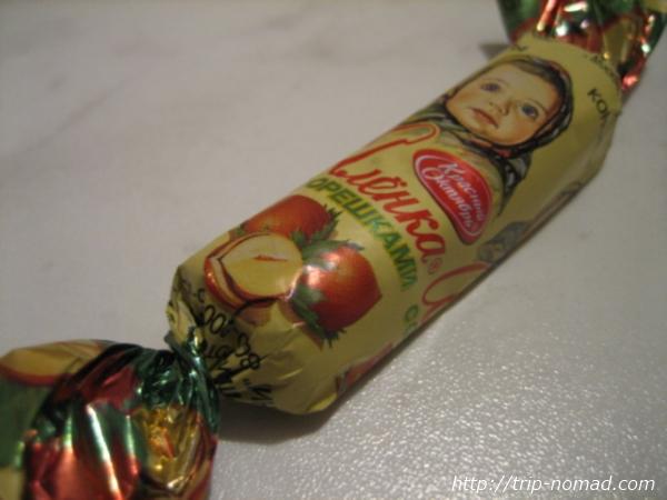 アリョンカ・ス・アレシカミ全体『ロシアンチョコ』画像