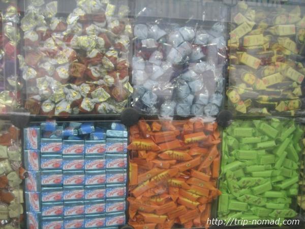 『ロシアンチョコ』市場で販売画像
