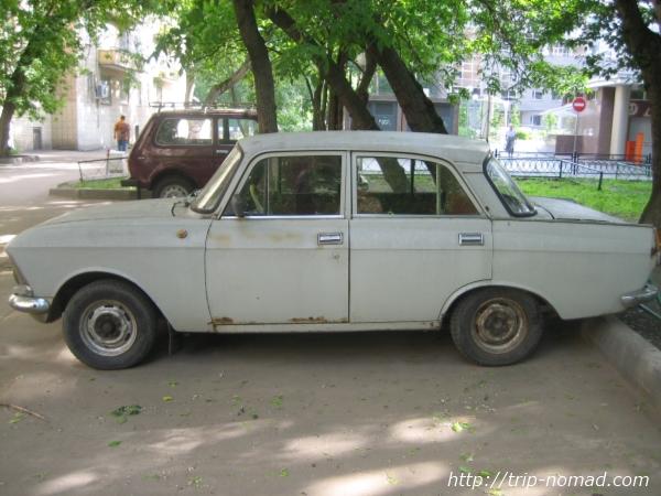 ロシア車画像