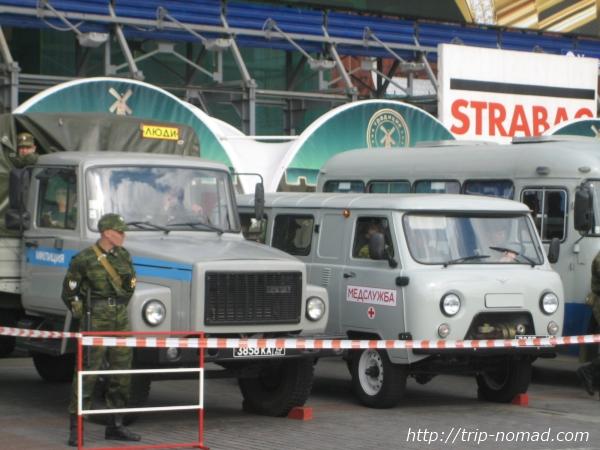 ロシア車軍用車画像