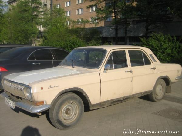 ロシア車『ヴォルガ』画像