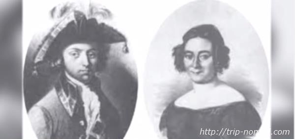 ロシア・モスクワ「サンドゥヌィ」設立者夫婦画像