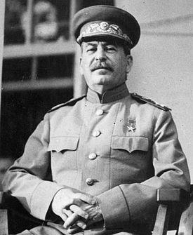 ヨシフ・スターリン画像