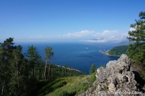 ロシア『バイカル湖』画像