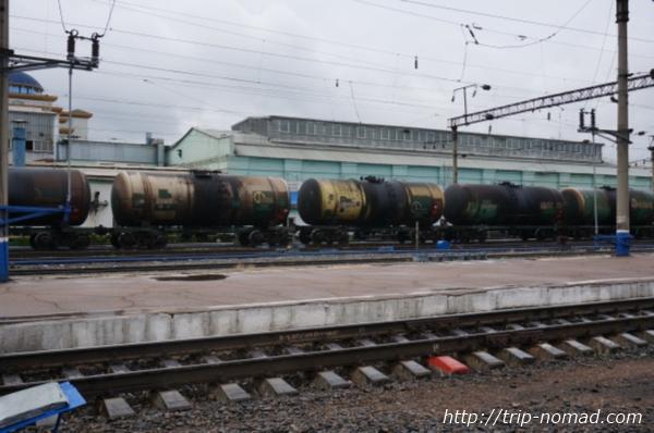 ロシア・シベリア鉄道『ウラン・ウデ(Улан-Удэ)』駅画像