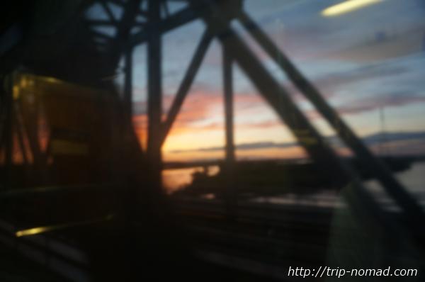 ロシア・シベリア鉄道『アムール鉄橋』画像