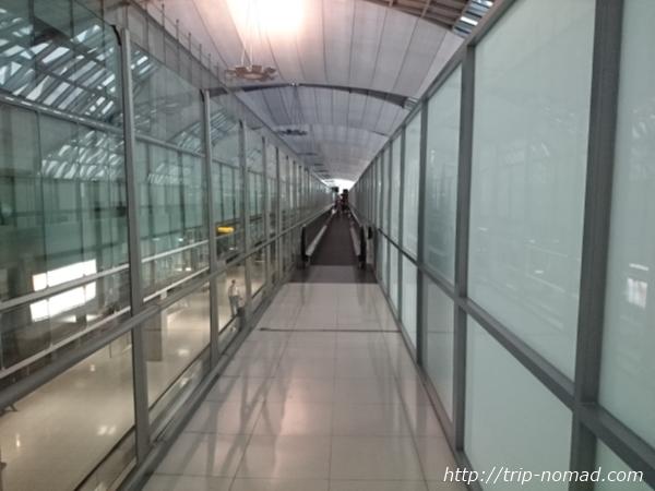 バンコク・スワンナプーム国際空港ラウンジコンコースA画像