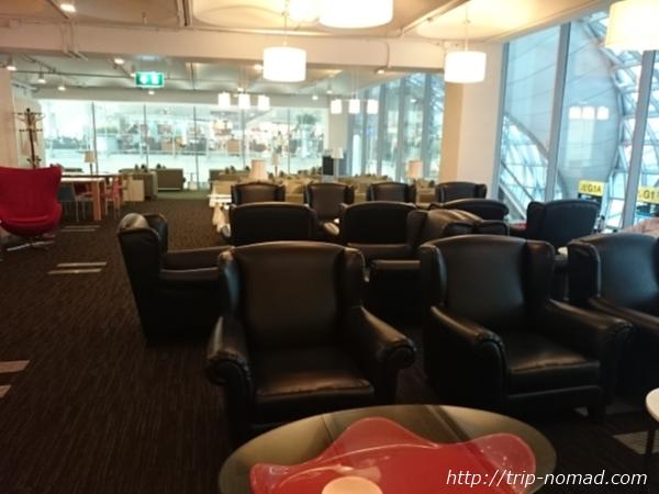 バンコク・スワンナプーム国際空港ラウンジコンコースG2画像