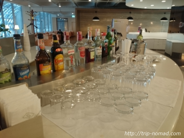バンコク・スワンナプーム国際空港お酒・アルコール画像