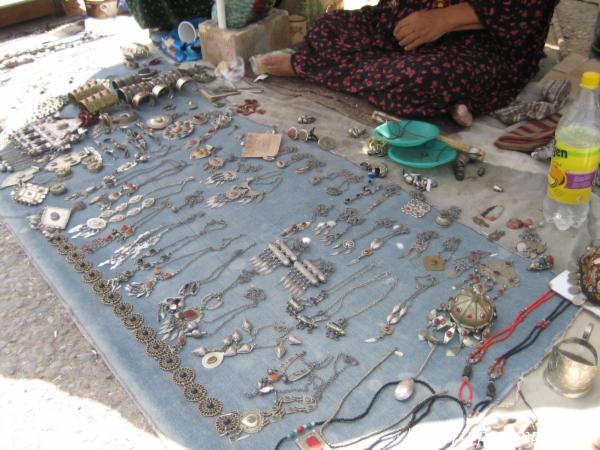 トルクメニスタン『民族衣装』画像