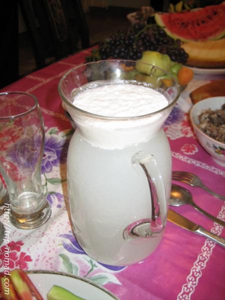 『トルクメニスタン』「チャウ(チャル)」画像
