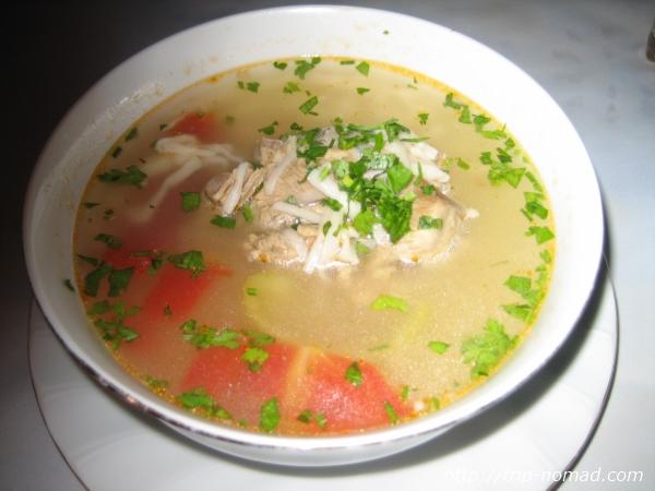 『トルクメニスタン』スープ画像