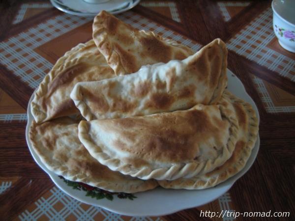 『トルクメニスタン』サモサ画像