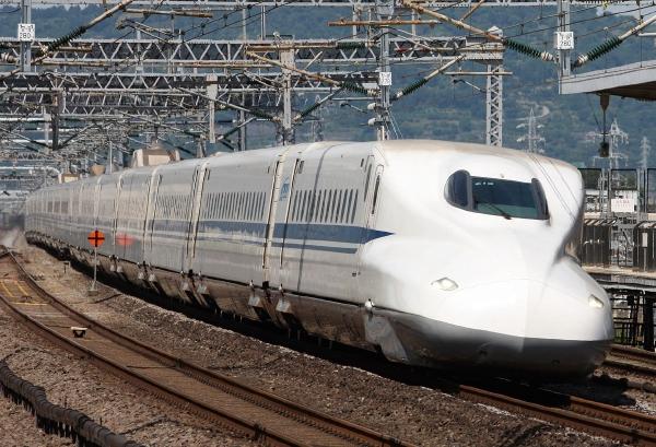 新幹線N700系画像