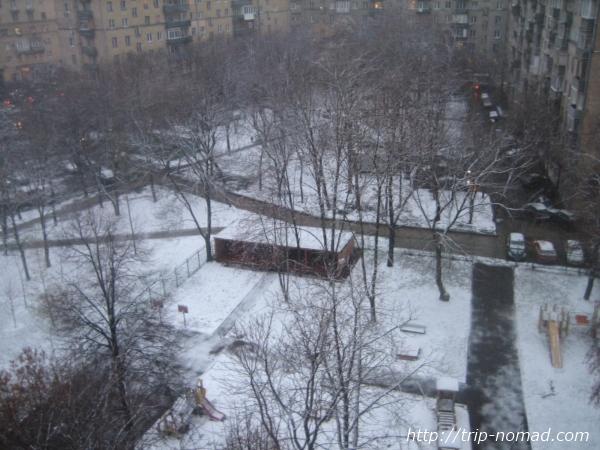 『ロシアモスクワ景色』画像