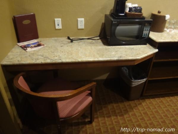 『ホテルで使いたい英単語』ホテル部屋画像