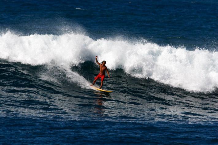 『アンプサーフ ハワイ(AMP SURF HAWAII)』海人ジョー画像
