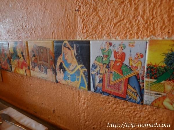 『カフェ・マハラニ(Cafe Maharani)』店内画像