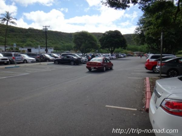 『ダイヤモンドヘッド』駐車場画像