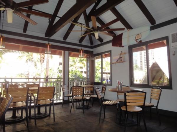 『グーフィー・カフェ&ダイン(GOOFY Cafe & Dine)』店内画像