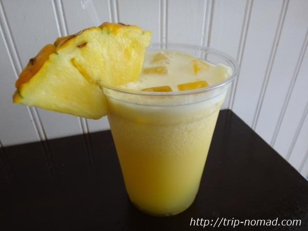 『ハワイアン・クラウン・プランテーション』「パイナップルジュース」画像