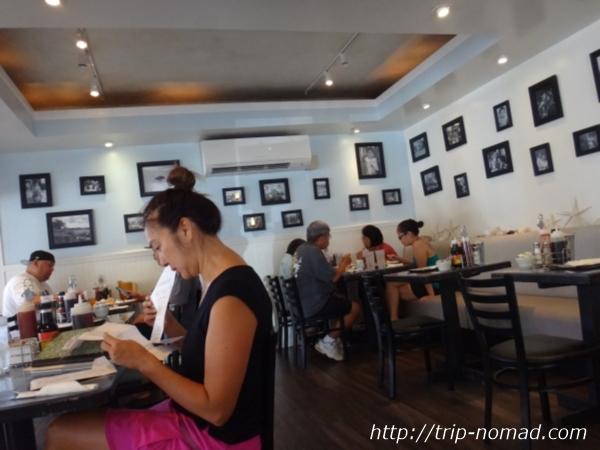 『スイート・イーズ・カフェ(Sweet E's Cafe)』店内画像