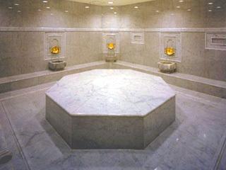 神戸『神戸サウナ&スパ』トルコ式岩盤浴・ハマーム