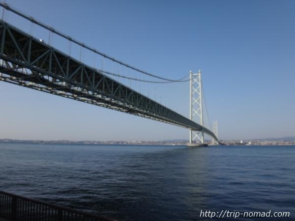 『明石海峡大橋』画像