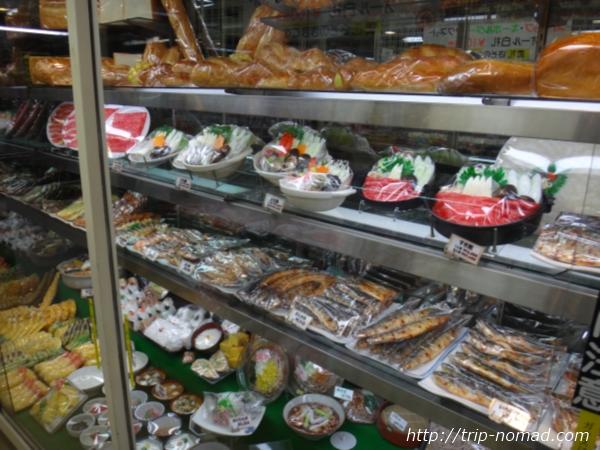 東京浅草「合羽橋道具街」食品サンプル屋『東京美研』ショーケース画像