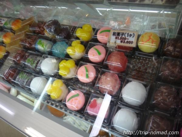 東京浅草「合羽橋道具街」食品サンプル屋『東京美研』和菓子食品サンプル画像