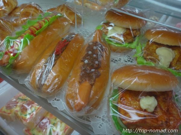 東京浅草「合羽橋道具街」食品サンプル屋『東京美研』総菜パン食品サンプル画像