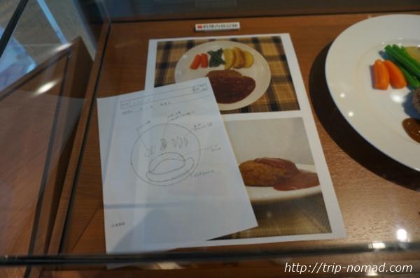 東京浅草「合羽橋道具街」食品サンプル屋『元祖食品サンプル屋 』制作ステップ画像