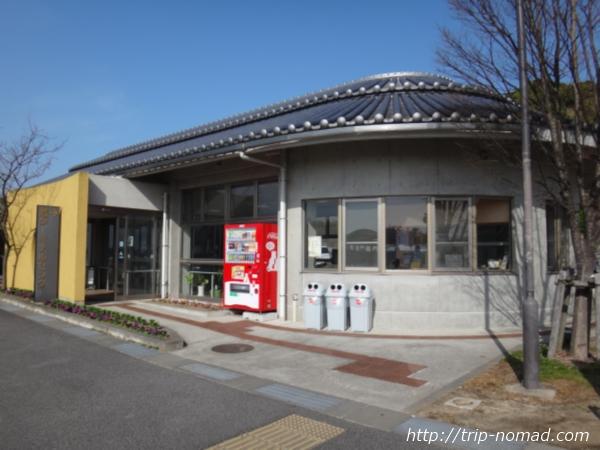 『淡路島から沼島への行き方・ルート』「灘ターミナルセンター」画像