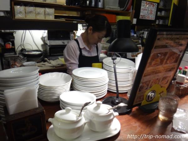 『KAKO 三蔵店』キッチン画像