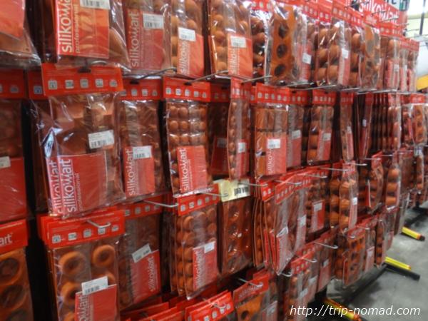 東京浅草「かっぱ橋道具街」『馬嶋屋菓子道具店』シリコンゴム型画像