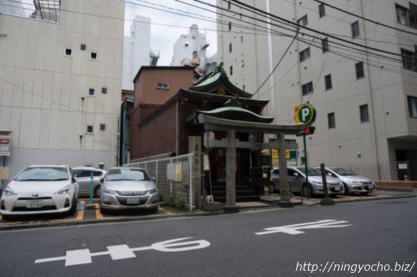 『日本橋七福神巡り』寶田恵比寿神社画像