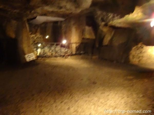 『鬼ヶ島大洞窟』内部画像