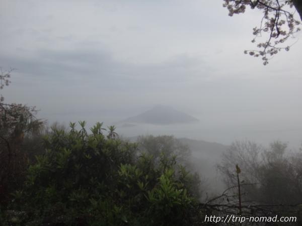 『鬼ヶ島大洞窟』出たところの景色画像