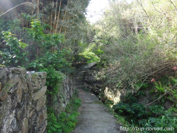 沼島『おのころ神社』までの道画像