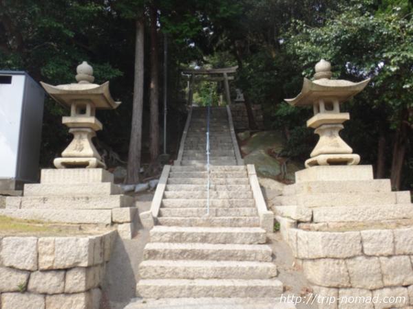 犬島「天満宮」画像