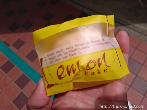 豊島のお土産「レモンケーキ」画像